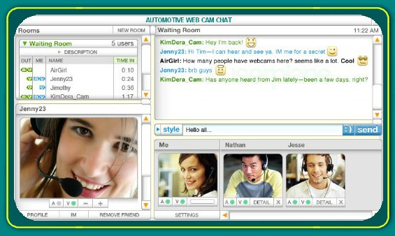 cam chat website